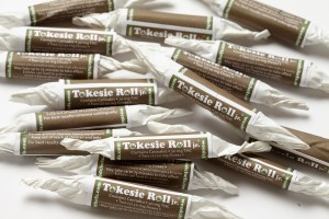 Tokesie Roll Jr. THC Infused Candy