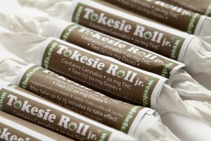 Tokesie Roll Jr. Cannabis Infused Candy